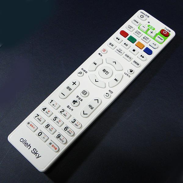 NOTTOO 올레TV 스카이라이프 엘지 삼성 KT셋톱박스 TV리모컨, COMBO-3010