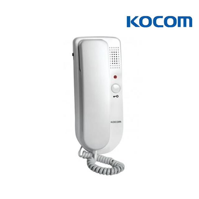 코콤 KDP-502AM MSD-2F2P 다세대 주택용 인터폰, KDP-502AM(모기만-현관벨미포함)