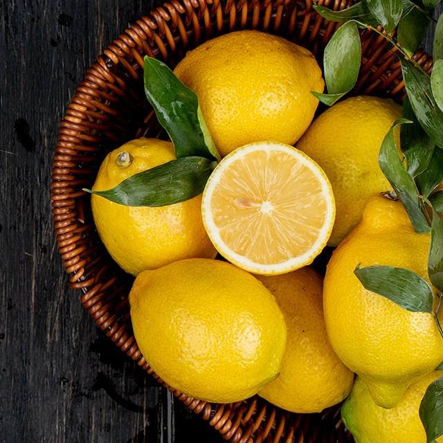 팬시레몬 항공직송 신선 과즙풍부 특품 레몬 20~60입, 1box, 팬시레몬 20개내외(100g내외)2kg