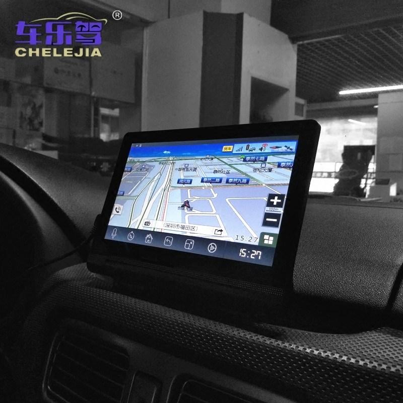 블랙박스 차량용 네이게이션 주행기록기 DianZiGou속도측정 차량후진영상 후진 센서 블루투스 오른쪽사각지대 대형트럭, T10-조합 9.0, C01-공식모델