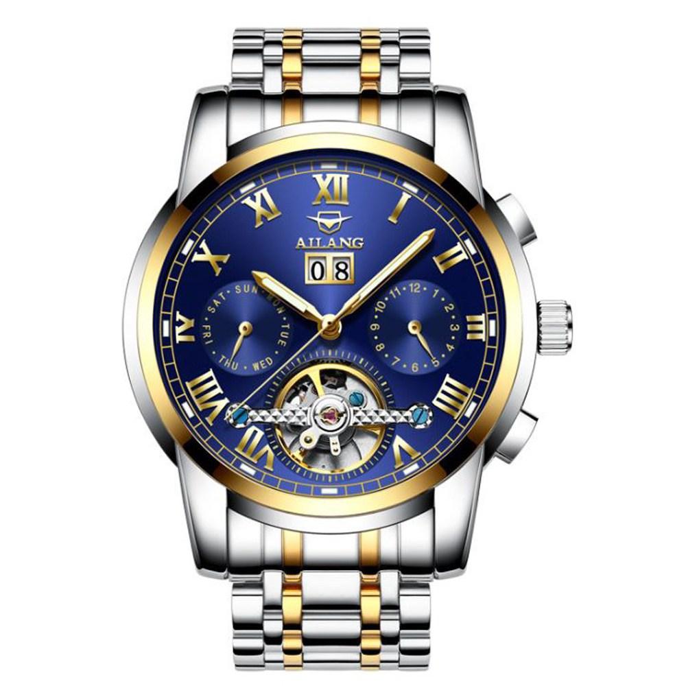 바바존 남자시계 남성시계 정품쇼핑백 증정 손목시계 오토메탁 메탈시계 명품시계 남자손목시계