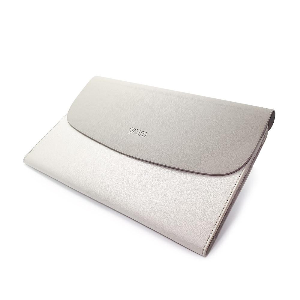 LG 그램 전용 정품 파우치 13인치 14인치 15인치 17인치, 13인치_카키(기본)