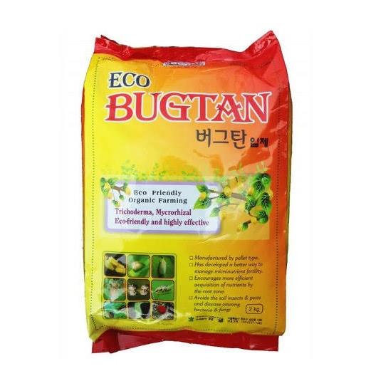 유일 버그탄 2kg 친환경 토양살충제 유기농 충해관리 고자리파리 굼벵이 입제