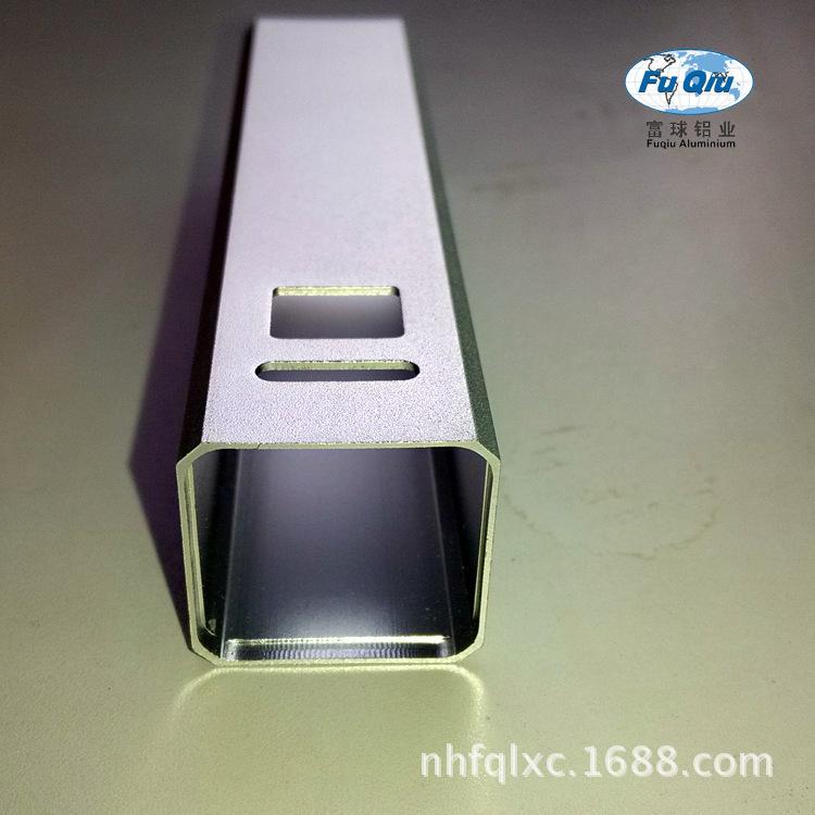 파이프머신 제공 사각파이프 알루미늄소재 형 펀치 광택 표면 처리, 기본