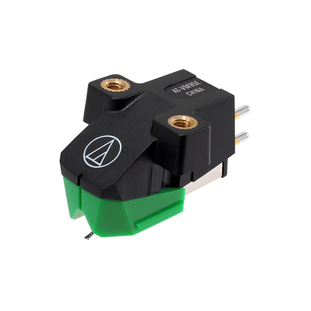 Audio Technica AT-VM95E 고성능 턴테이블 카트리지, 단품