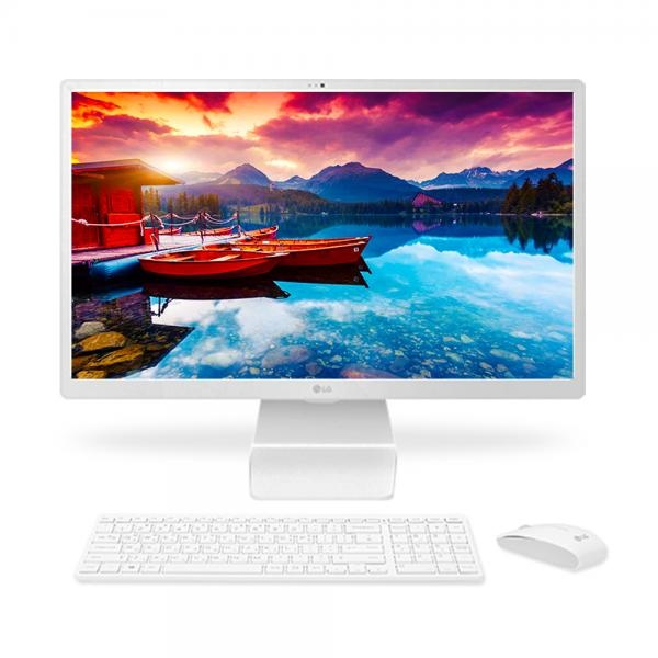 (LG전자 일체형 PC 24V570-GR52K (SSD 128GB 기본 (기본제품 전자/기본제품/기본/일체형, 단일 색상, 단일 모델명/품번