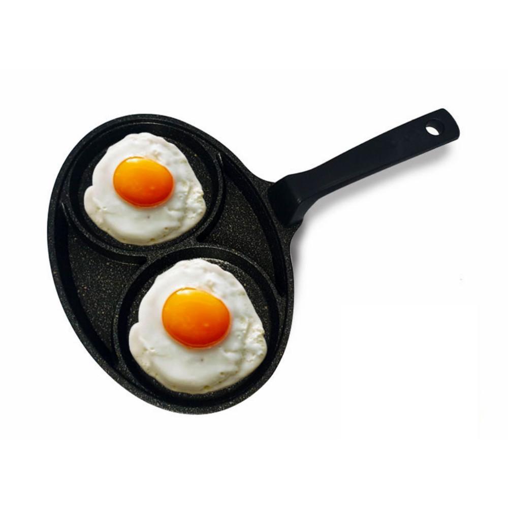 에그팬 계란 후라이 프라이팬 인덕션 겸용 2구, IH핑크라벨 인덕션용 (POP 1659637399)
