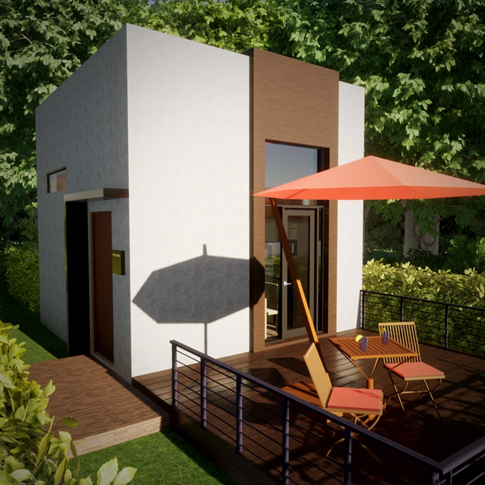 [명당하우스] 6평 이동식 목조주택 전원주택 세컨하우스 소형주택 농막 농가주택 모듈러주택 컨테이너