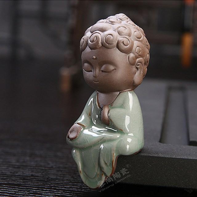가정용 불상 미니불상 부처님 여래불 관세음보살 부처님오신날, C1.그린