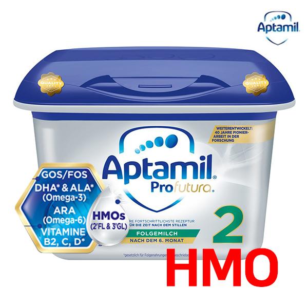 압타밀 프로푸트라 2단계 HMO 800g 4통 6통 분유, 6개