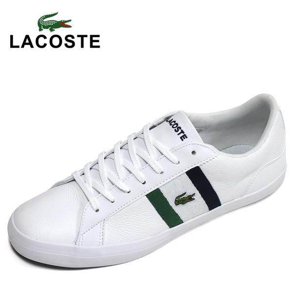 라코스테 라코스테 르론드 119 3 CMA 스니커즈 화이트네이비그린 737CMA0045-042 신발