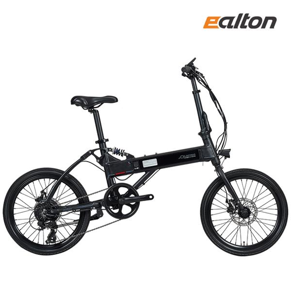 알톤 2019 스트롤RS 20인치 스로틀 방식 전기 자전거, 스트롤RS(겸용)블랙