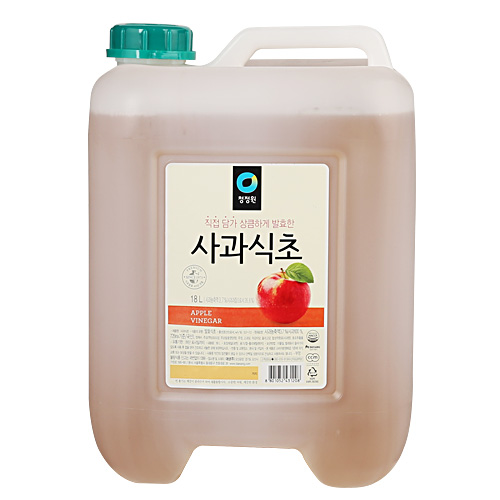 사과식초18L/청정원-1개