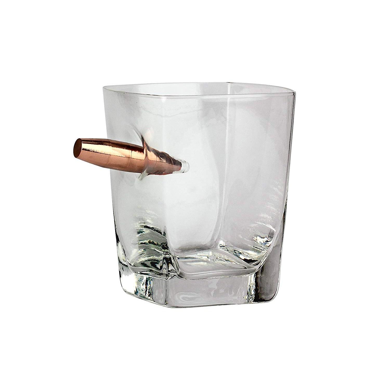 바부쪼 라스트 맨 스탠딩 위스키 글래스 언더락 일반양주잔, 1개