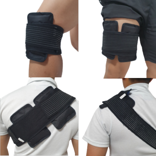 얼음 찜질 팩 아이스 냉찜질 온찜질 허리 어깨 손목 얼굴 복부 무릎 목 찜질기