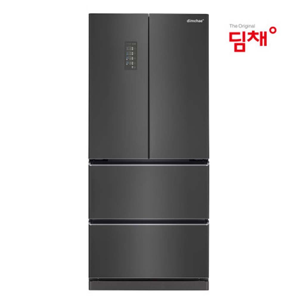 위니아 딤채 스텐드4룸(551리터) EDQ57DFRZBS 스탠드형 김치냉장고, 단품