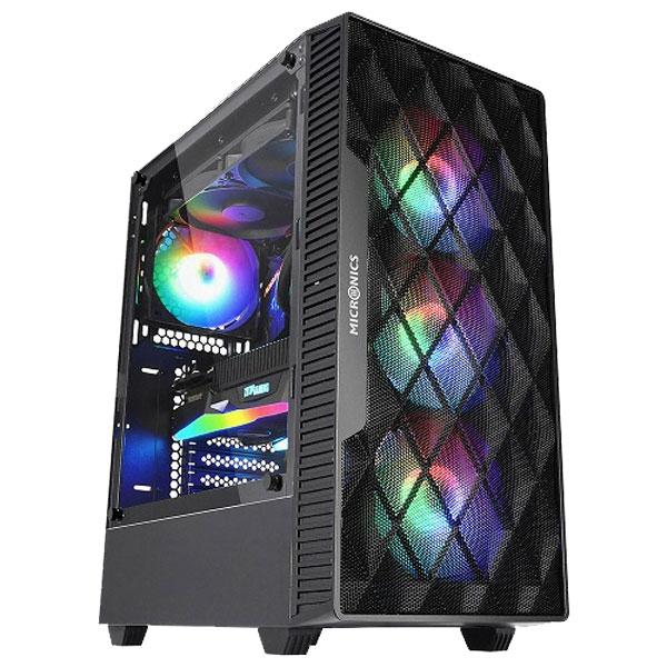 초이스컴 10세대 인텔 조립PC 고사양 게이밍컴퓨터 윈도우10포함, 기본형, 10th게이밍 1번-i3-10100F+1050Ti+8GB