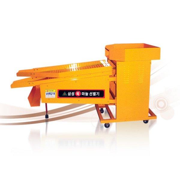 삼성종합농기계 마늘쪽선별기 SS-3003-3 농기구, 단품