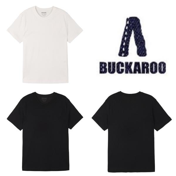 [버커루] 필수템!! 남여공용 20수 2PACK 반팔 라운드 티셔츠 (B205TS900P)