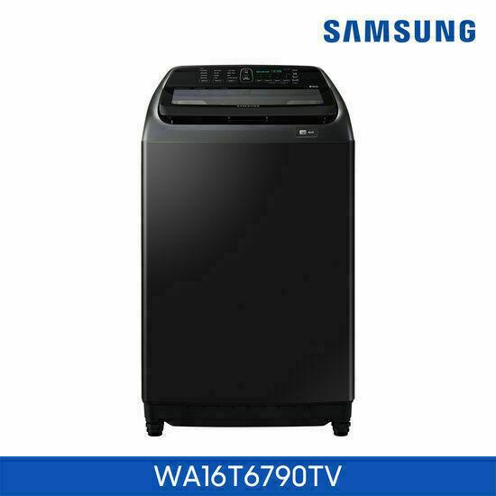 [삼성] 액티브워시 세탁기 16kg WA16T6790TV, 단품