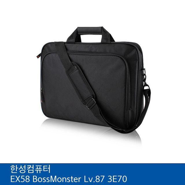 티테크놀로지 AUN067563한성 EX58 BossMonster Lv.87 3E70용 노트북 가방, 단일옵션