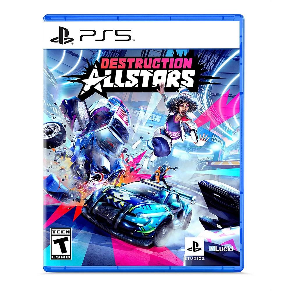 (예약구매) 디스트럭션 올스타즈 ? PS5 출시 21년 12/31, 단일상품
