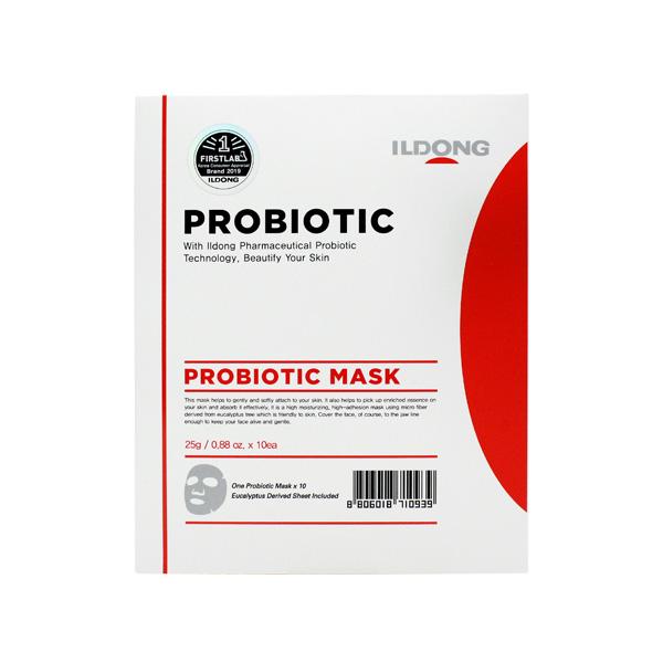 일동제약 퍼스트랩 프로바이오틱 시즌3 마스크팩 10매, 단품, 단품