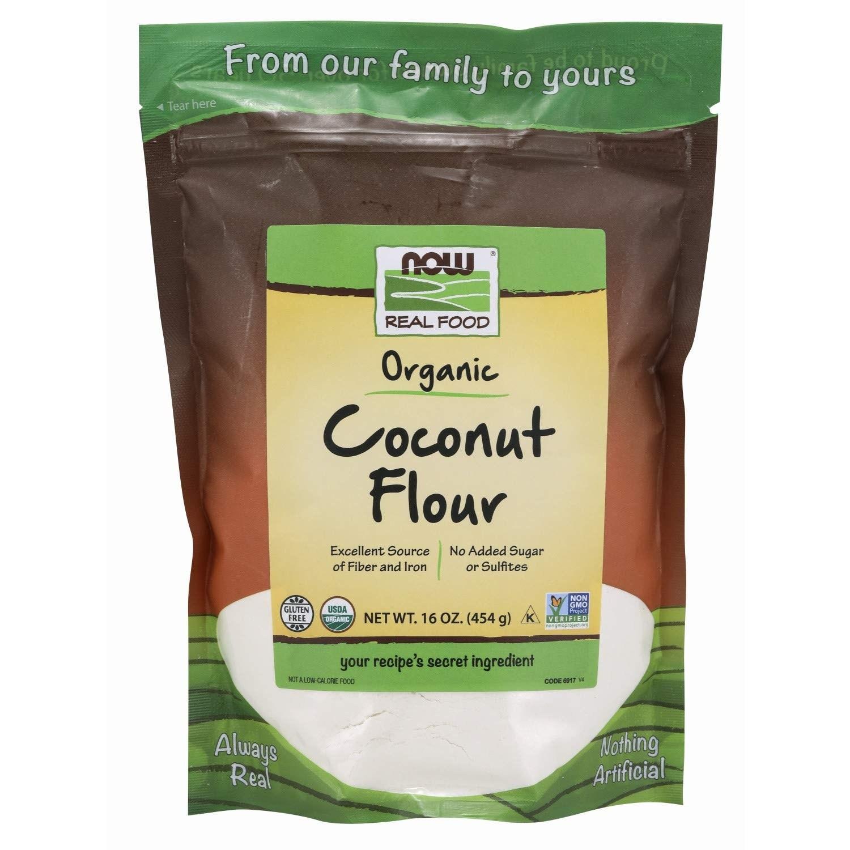 나우푸드 코코넛 플라어, 454g, 1개