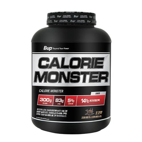 BUP 칼로리몬스터 초코맛 체중증가 게이너 4kg