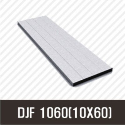 앵글 DJF1060(10X60) 50mm/ 100mm/ 200mm/ 500mm/ 1000mm/ 1500mm/ 2000mm/앵글/프로파일 부품/ 프로파일/ 알미늄/ 대영, 50mm