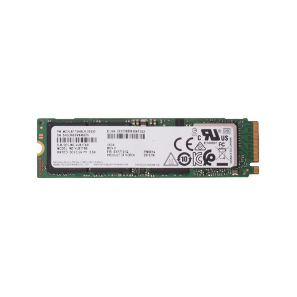 삼성전자 PM981a SSD, 512GB