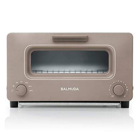 BALMUDA (바루뮤다) 바루뮤다 스팀 오븐 토스터 BALMUDA The Toaster K01E-CW (쇼콜라) PROD9930000834, 상세 설명 참조0, One Size
