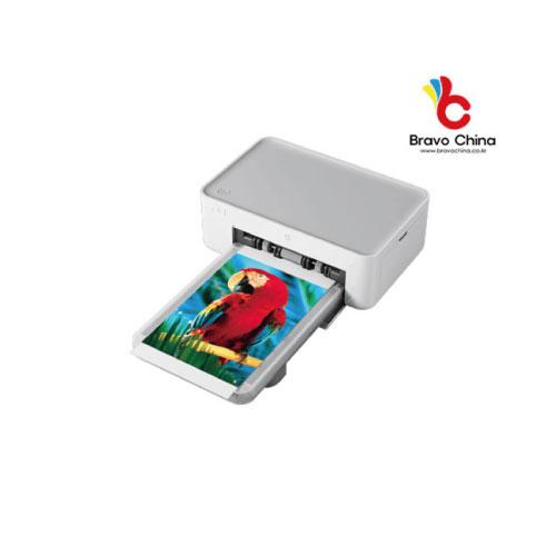 샤오미 포토 프린터 미자아 휴대용 인화기 인화지리필 인화기인화지리필, 기본구성-14-307158289