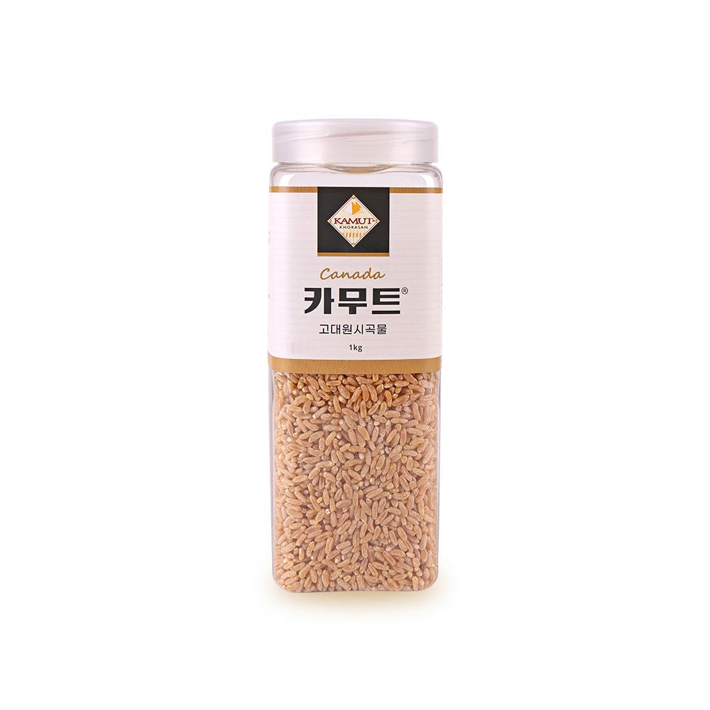 정품 카무트 쌀 고대곡물 기능성쌀 1kg, 단품