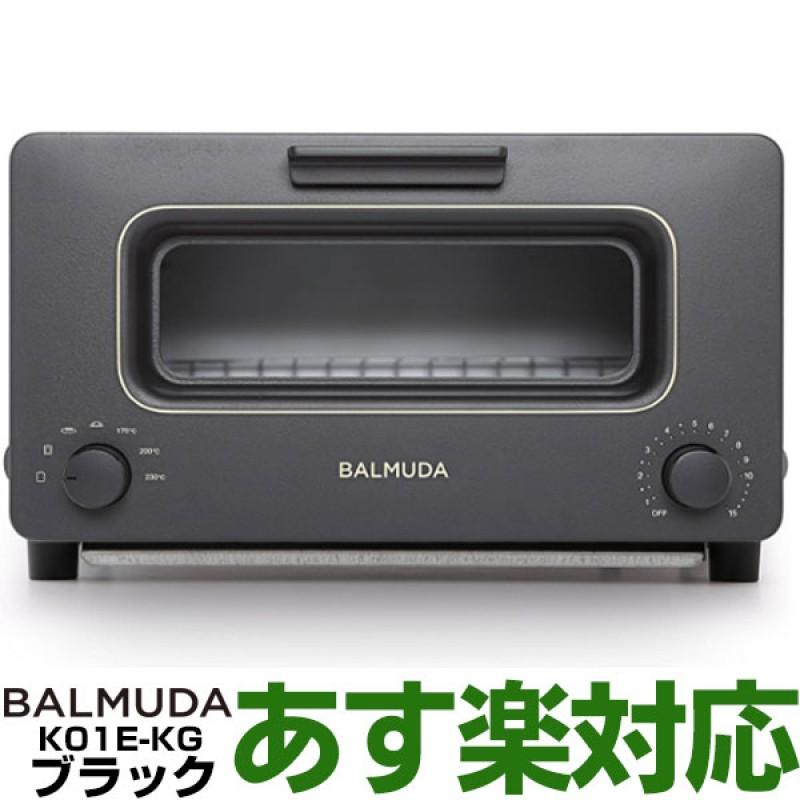 BALMUDA/바루 뮤 다 BALMUDA The Toaster(발뮤ー다자・토ー스타ー)오븐 토스터 K01E-KG블랙, 단일상품