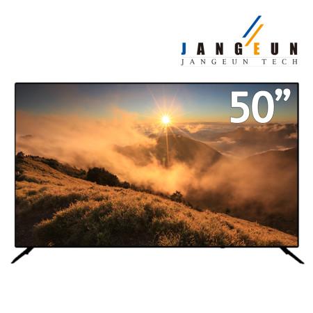 장은테크 JET500 UHD TV 50인치TV(127cm) 4K 정품패널