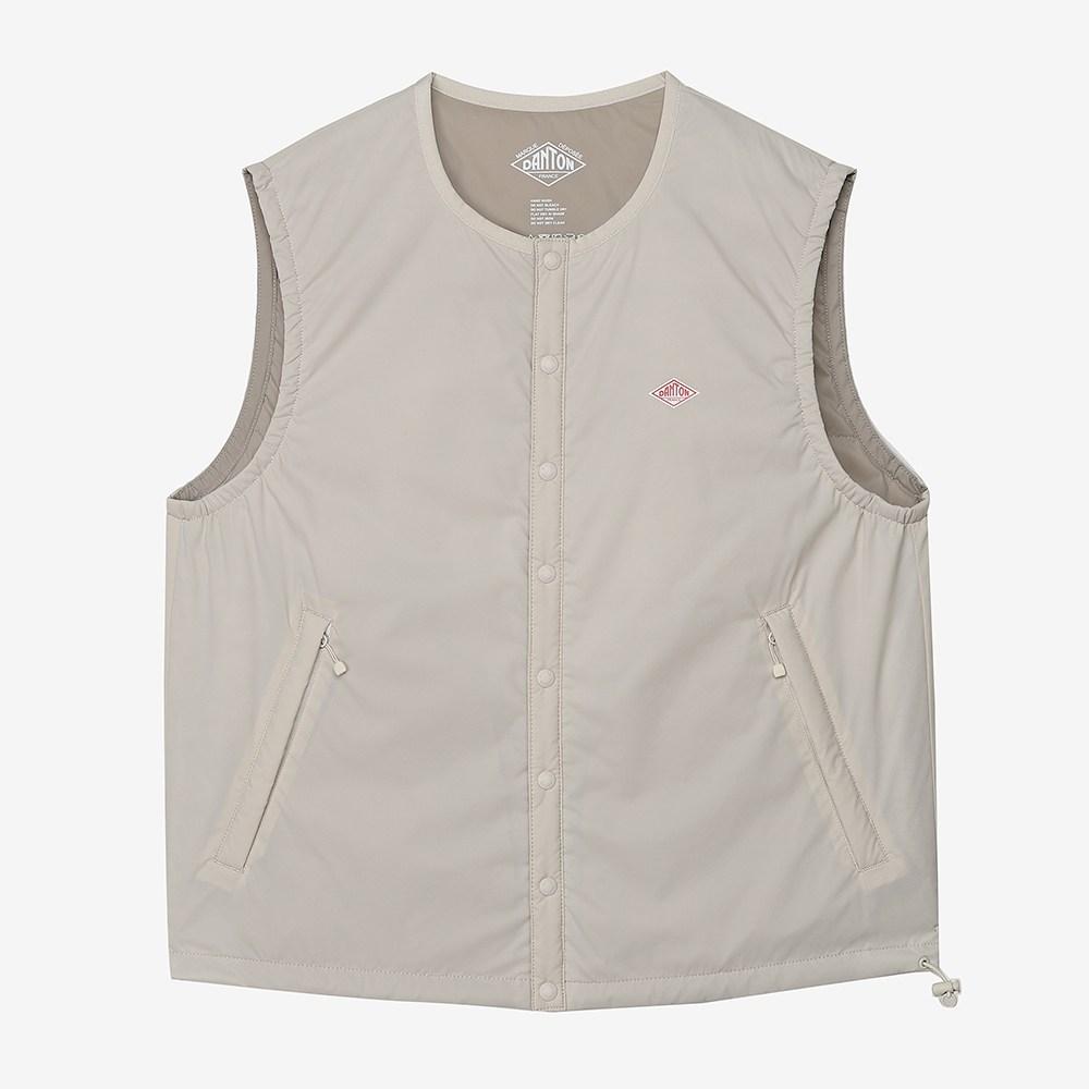 [본사정품] 단톤 Insulation Vest (WHT)
