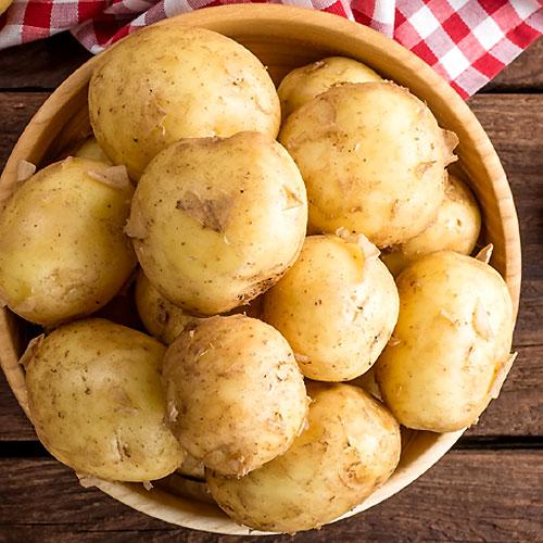 2020년 갓 수확한 햇 황토 수미감자 3kg 5kg 10kg 보슬보슬 포근포근 감자, 1box, 수미감자 통구이용 (50g~80g) 3kg