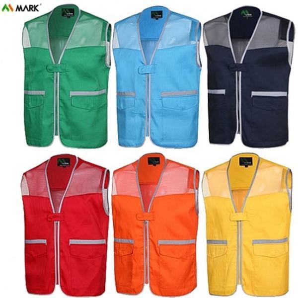 마크 테이핑 티씨 조끼 다양한 색상 컬러 사이즈 어깨 (POP 154780767)