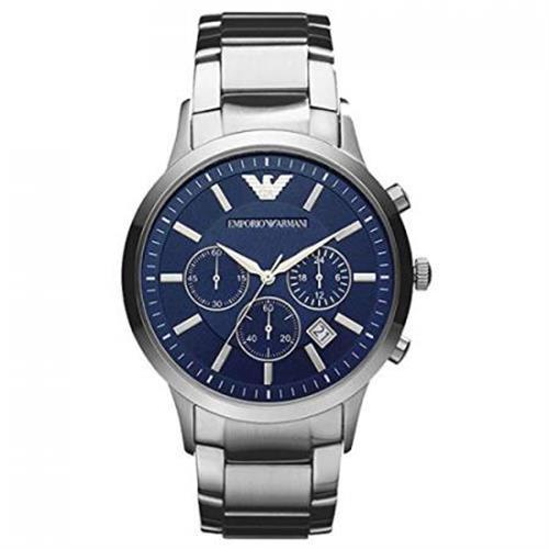 엠포리오 아르마니 시계 남성 손목시계 AR2434 라싯쿠 콜렉션 크로노그래프 아르마니 맨즈 시계