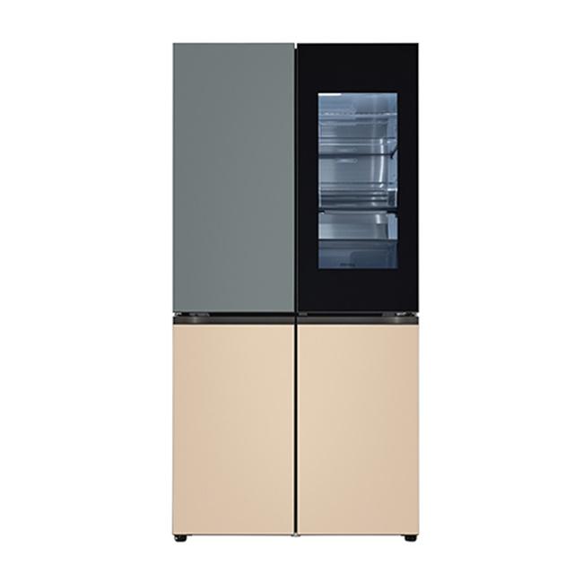 LG전자 M620FBS351 오브제컬렉션 빌트인 타입 냉장고 1등급 (POP 2322524920)