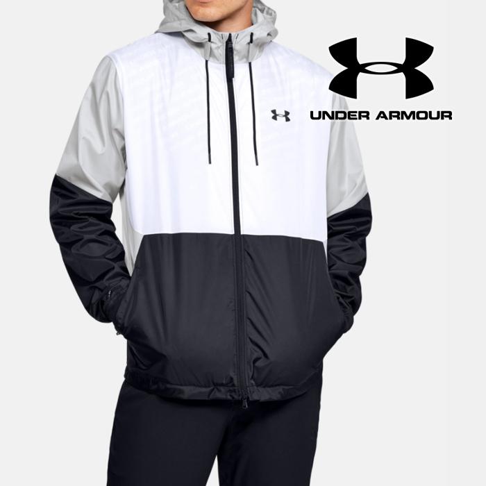 언더아머 UA 레거시 커플 바람막이 방한 자켓