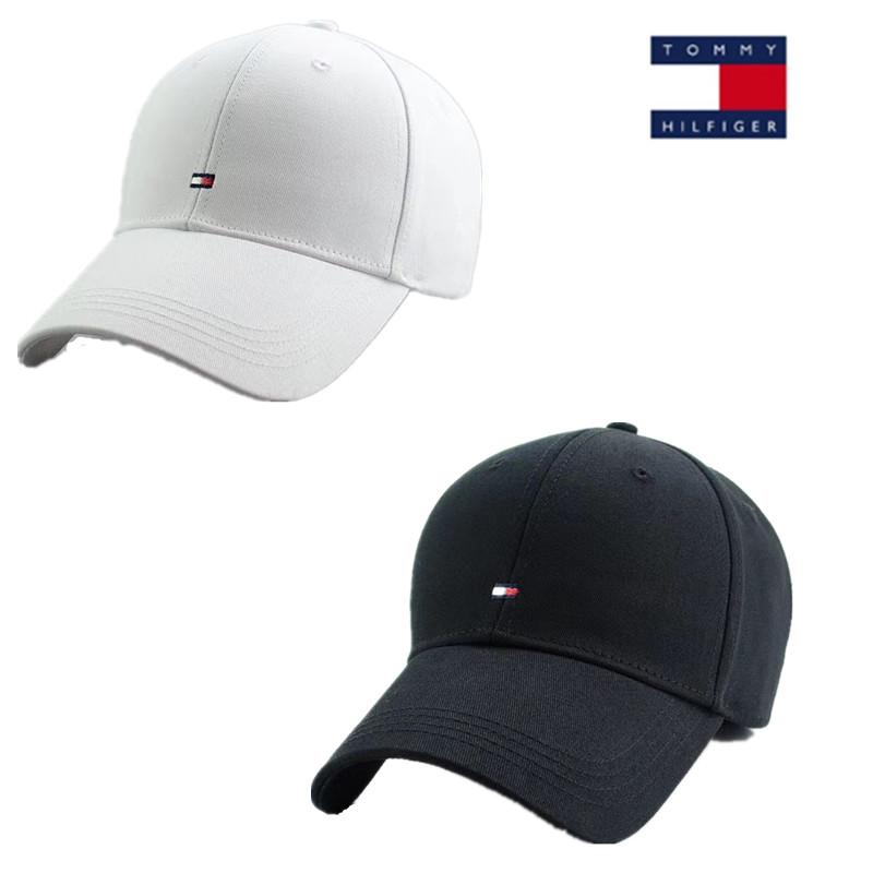 타미힐피거 로고 볼캡 남녀공용 모자 야구모자
