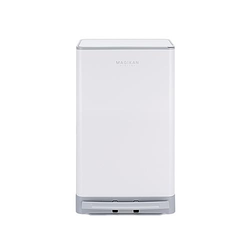 매직캔 향균휴지통 신형스텔라 21L 27L 리필 250 280, 21L 화이트그레이(MJ250WG)