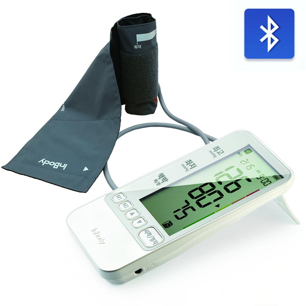 인바디 BP170B 블루투스 혈압측정기 혈압계 국산 가정용 혈압기 자동 팔뚝형, 1개, BP170B+아답터