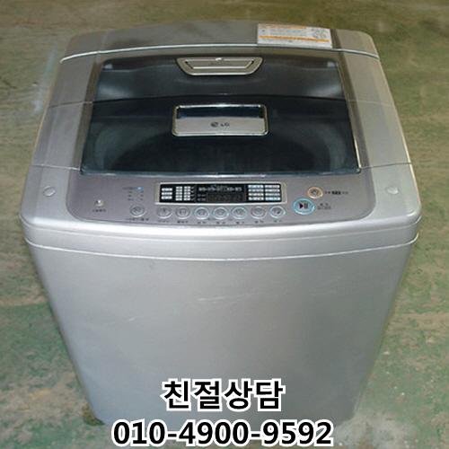 중고세탁기 엘지전자LG 일반형 통돌이 세탁기, L-12KG