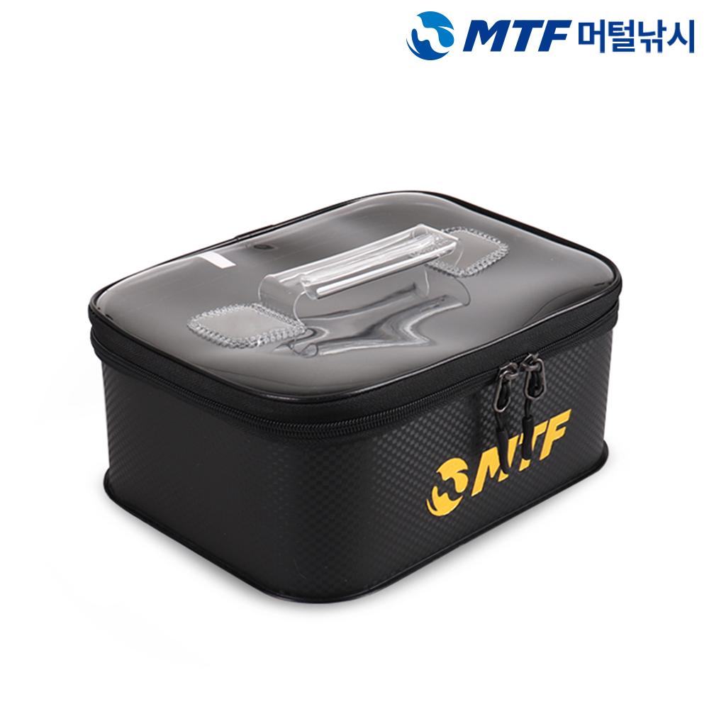 MTF 다용도 블랙 낚시 소품 케이스 소품통 보조 가방