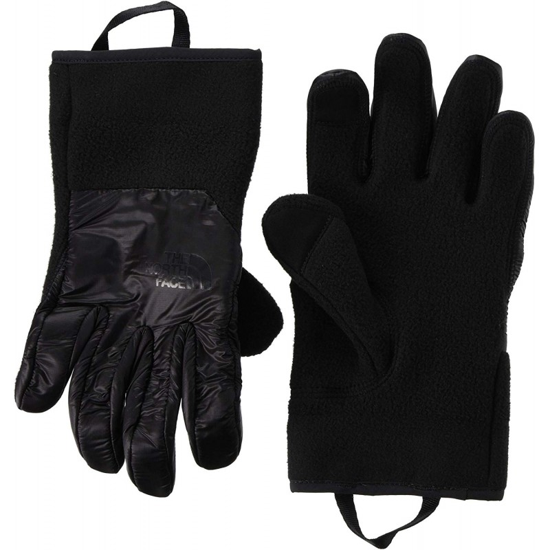 [노스페이스] 장갑 산악 짧은 양털 장갑 남여 NN61904 블랙 일본 L (일본 사이즈 L 상당)