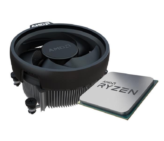 라이젠5 피카소 3400G (4코어/3.7GHz/WraithSpire쿨러 포함) [멀티팩], AMD