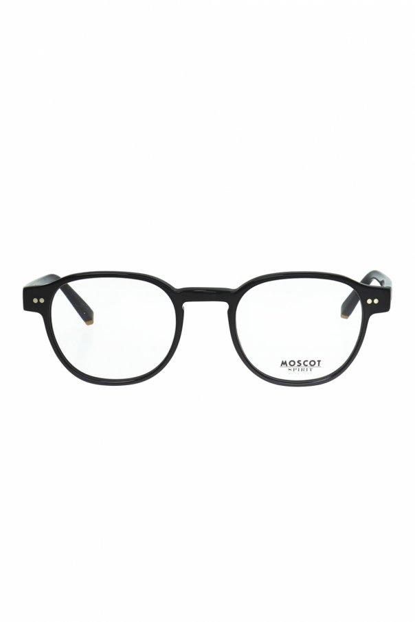 Moscot 'Arthur' optical glasses ARTHUR 0-0200-01 BLACK DEMO 150불 이상 주문시 부가세 별도